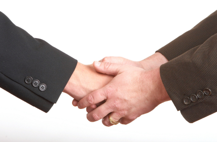 10 Handshakes To Avoid At Events | Noodle Live