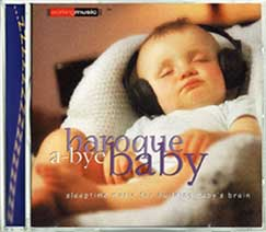 Baroque-a-bye Baby CD