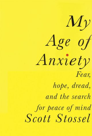 Image: Book Cover - My Age of Anxiety