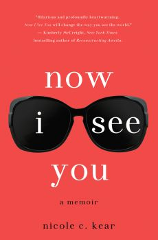 Image: Book cover - Now I See You