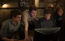 Scene from The Social Network
