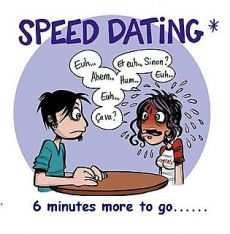 Speed dating press release