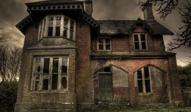 The Lure of Haunted Houses