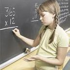 Why U.S. Girls Underperform In Math, But Swedish Girls Don't