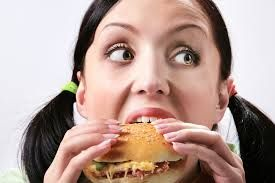 Why we gain weight when we are stressed