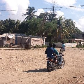 Visiting Leogane Haiti - Earthquake Epicenter to Become Center of Healing